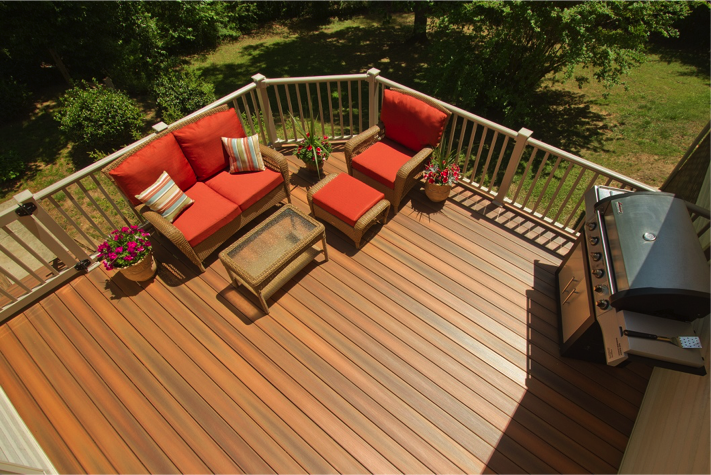 3 things to consider before constructing an outdoor living for Fiberon decking cost per square foot