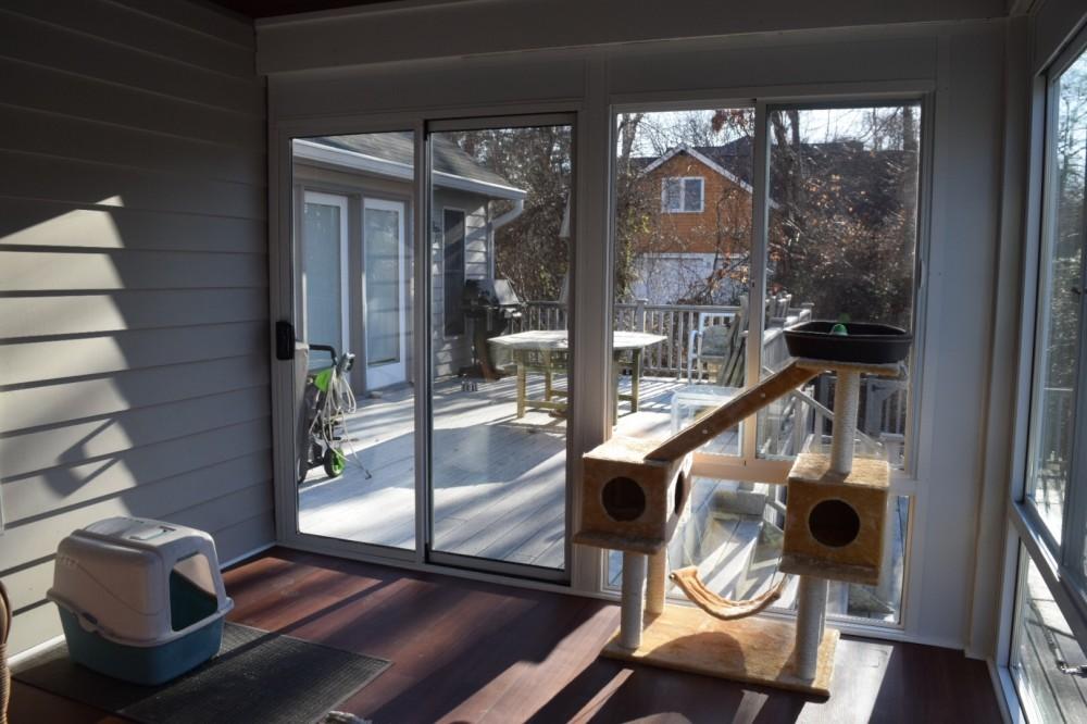 Photo By Four Seasons Sunrooms & Windows.