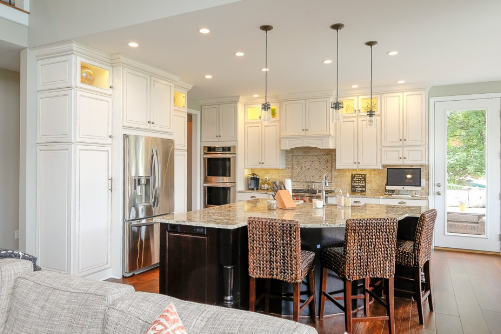 Photo By Pennings & Sons. Kitchen Remodel