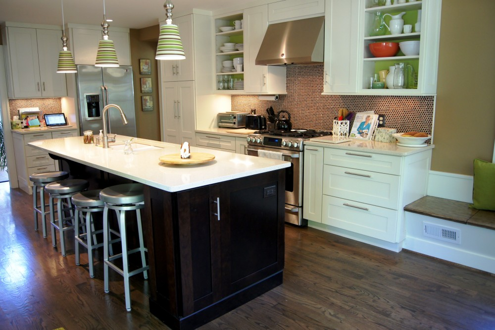 Photo By Rittenhouse Builders. Kitchens