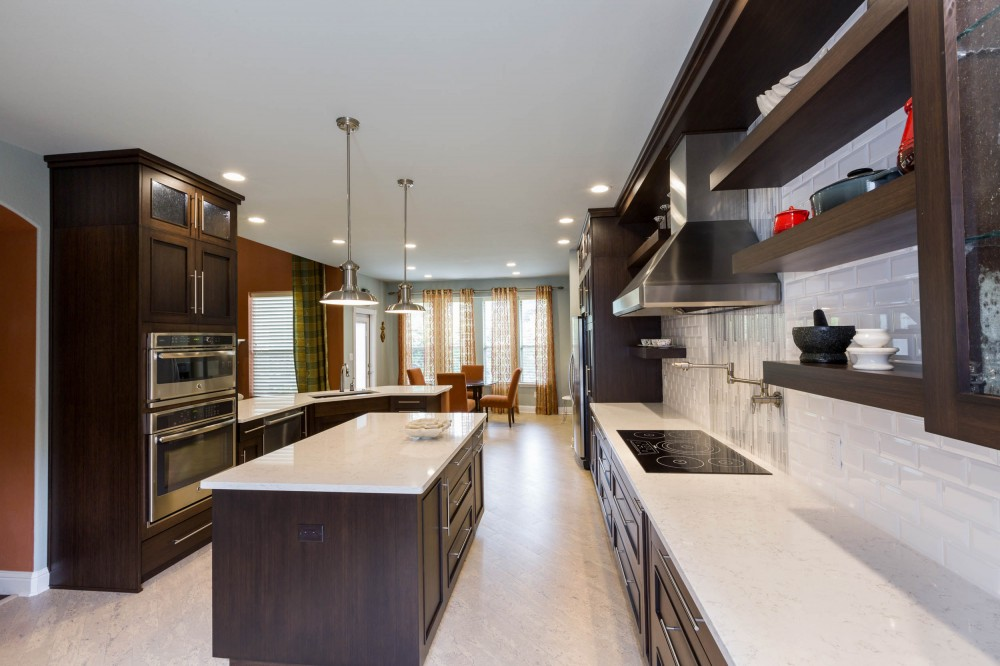 Photo By Signature Home Services. Beautiful Streamlined Kitchen