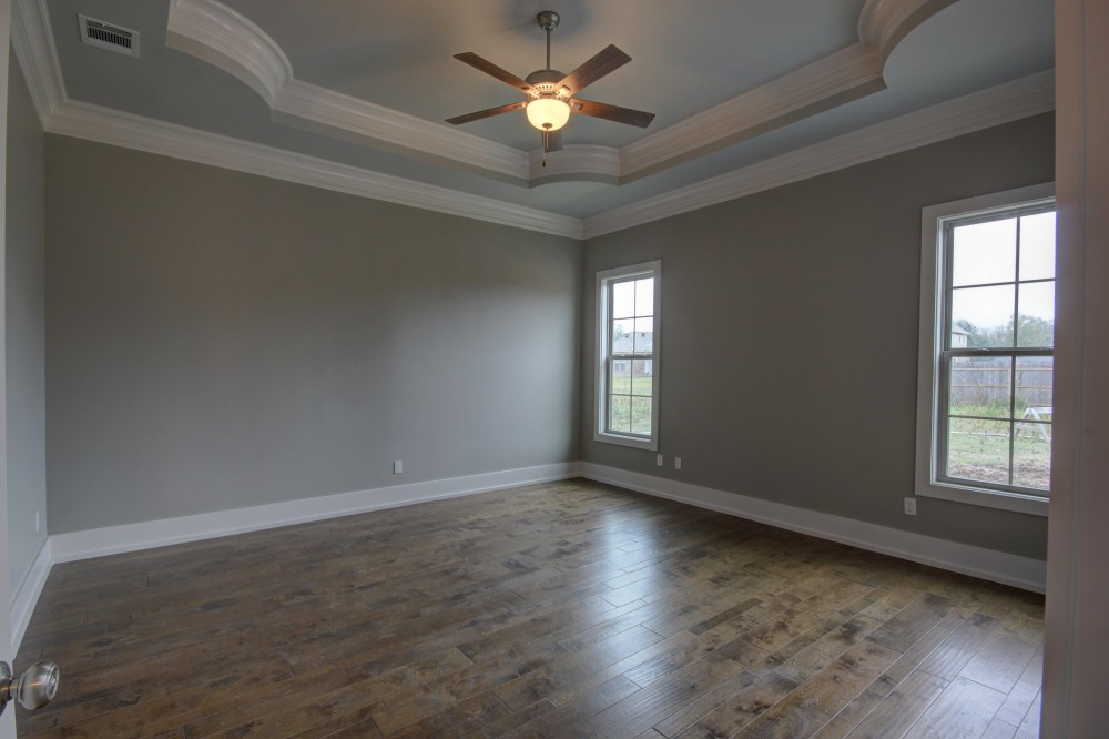 Photo By Manuel Builders. Avery Floor Plan With Heritage Elevation