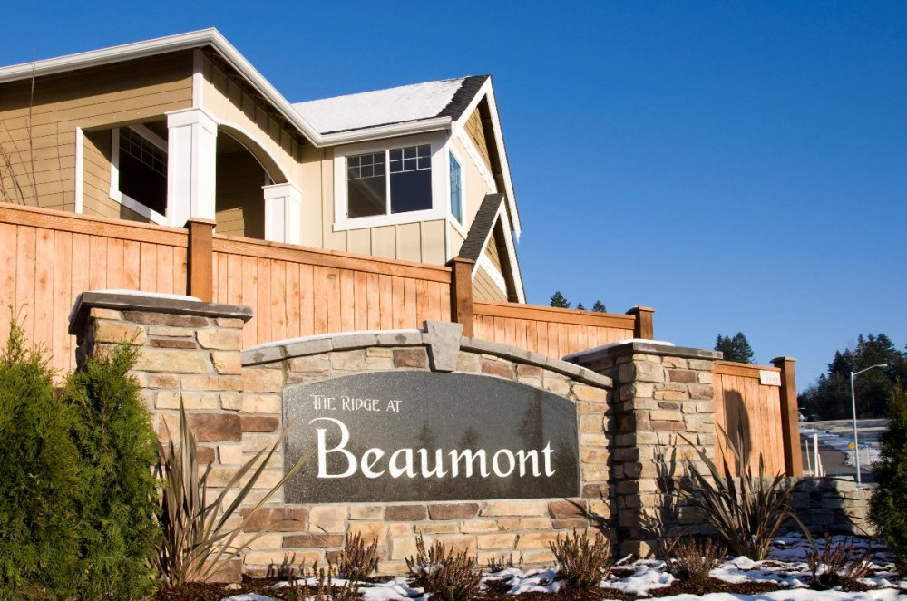 Photo By Belmark Land & Homes. The Ridge At Beaumont