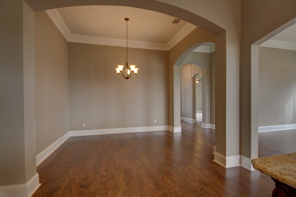Photo By Manuel Builders. Marcelle Floor Plan With French Elevation