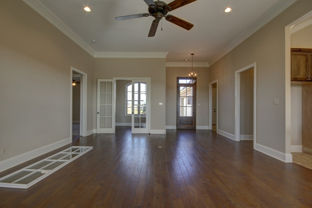 Photo By Manuel Builders. Chardonnay Floor Plan With French A Elevation