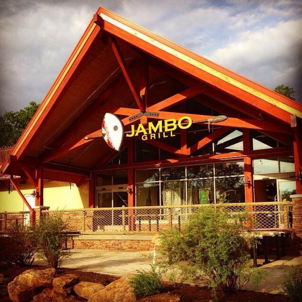 Photo By Lancaster County Timber Frames, Inc.. Jambo Grill Restaurant