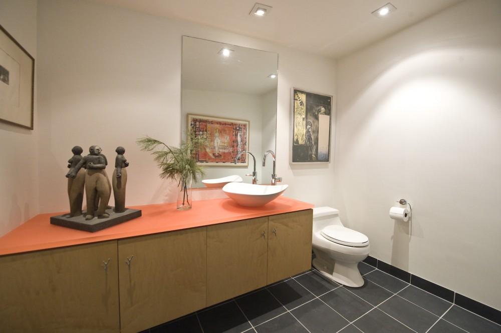 Photo By Pine Street Carpenters, Inc.. Baths