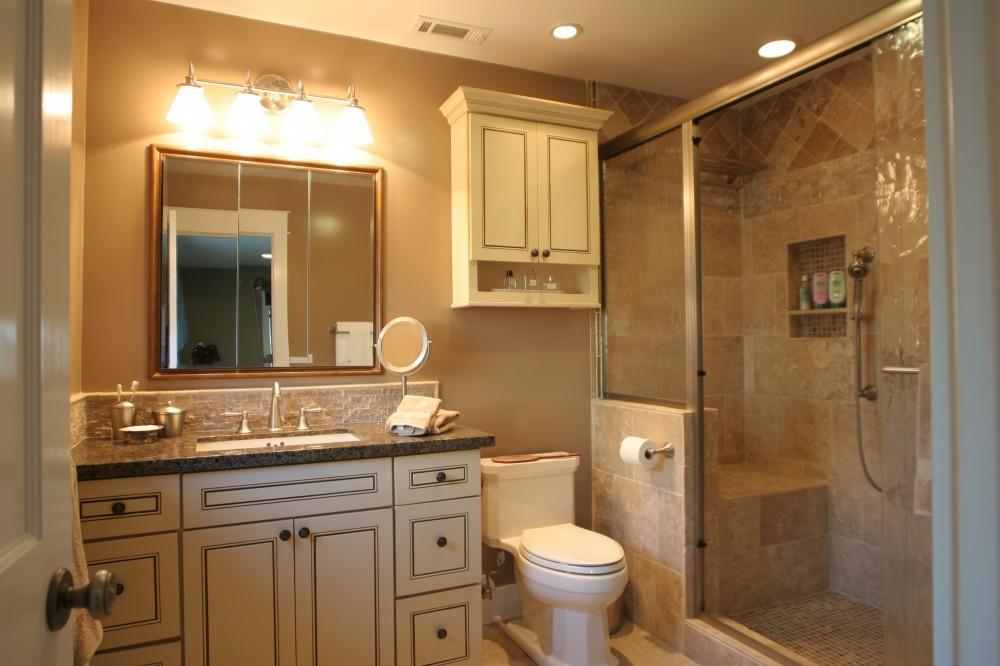 Photo By CalBath Renovations. Bathroom Remodel
