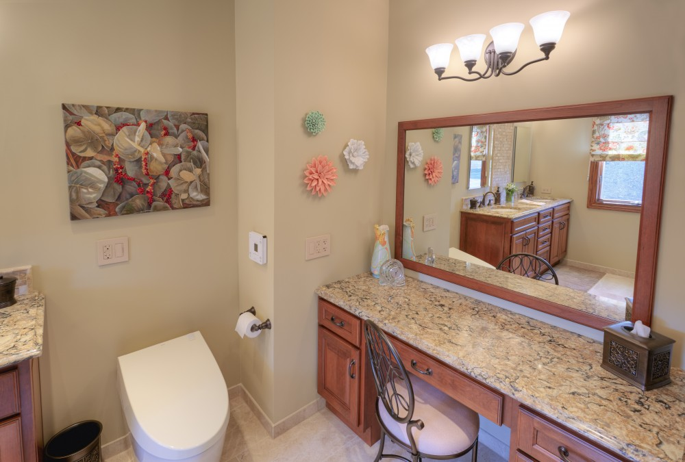 Photo By DreamMaker Of Orland Park. Tinley Park Master Bath Remodel