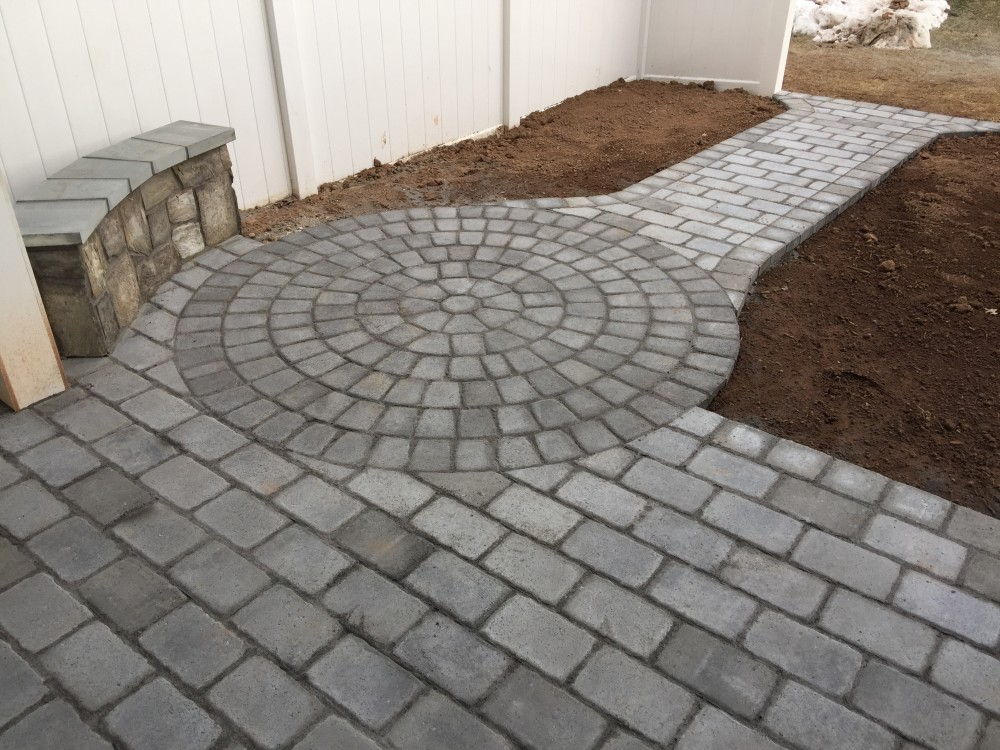 Photo By American Exteriors & Masonry. Paver Patio In Leesburg, VA