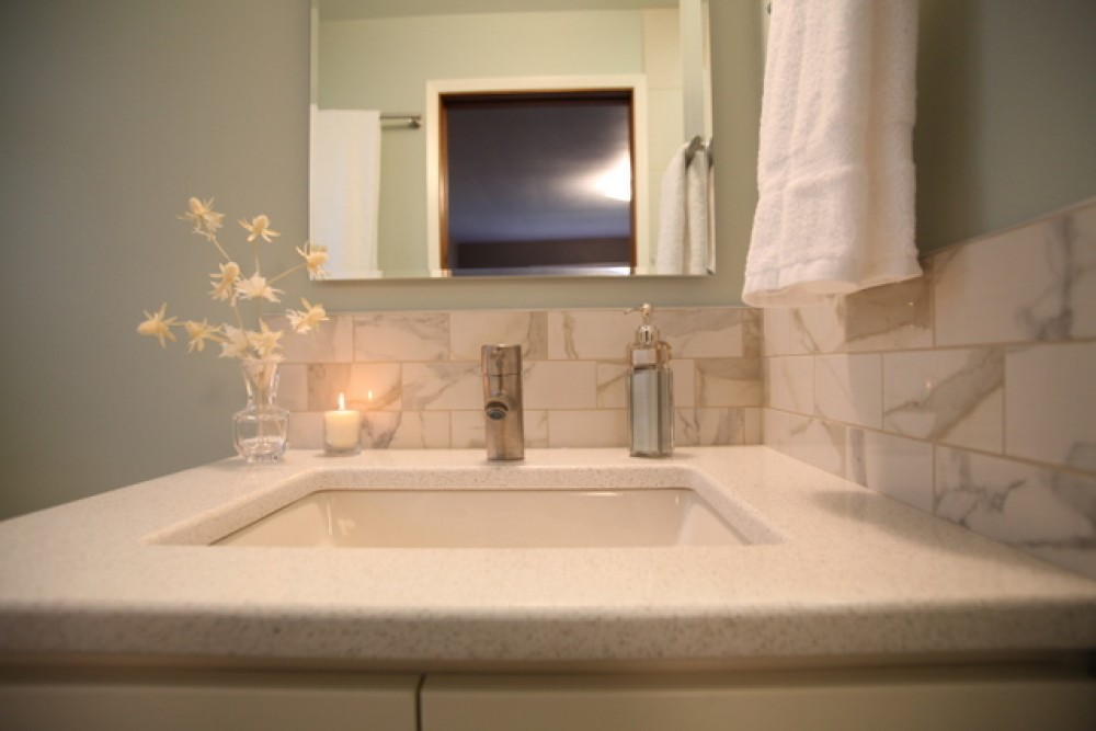 Photo By Nip Tuck Remodeling. Wedgewood Master Bath