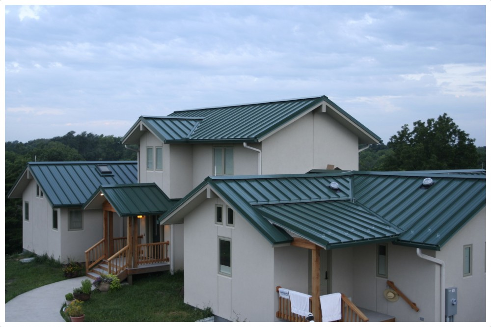 Photo By Manor Roofing & Restoration. Metal Roofing