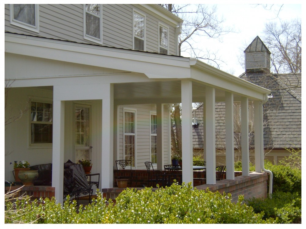 Photo By Manor Roofing & Restoration. James Hardie Siding