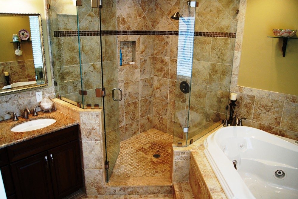 Photo By Rittenhouse Builders. Bathrooms