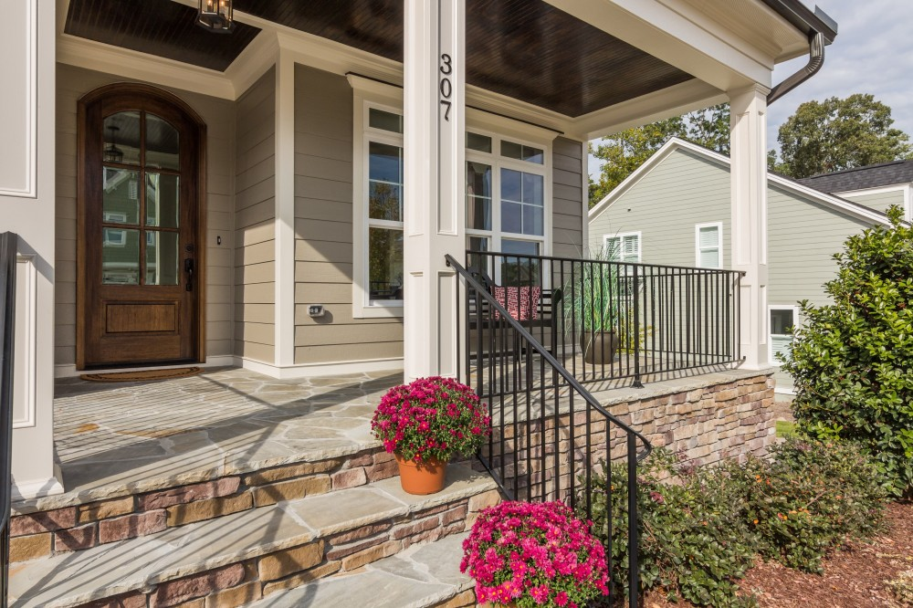 Photo By Homes By Dickerson, Inc.. The Franklin