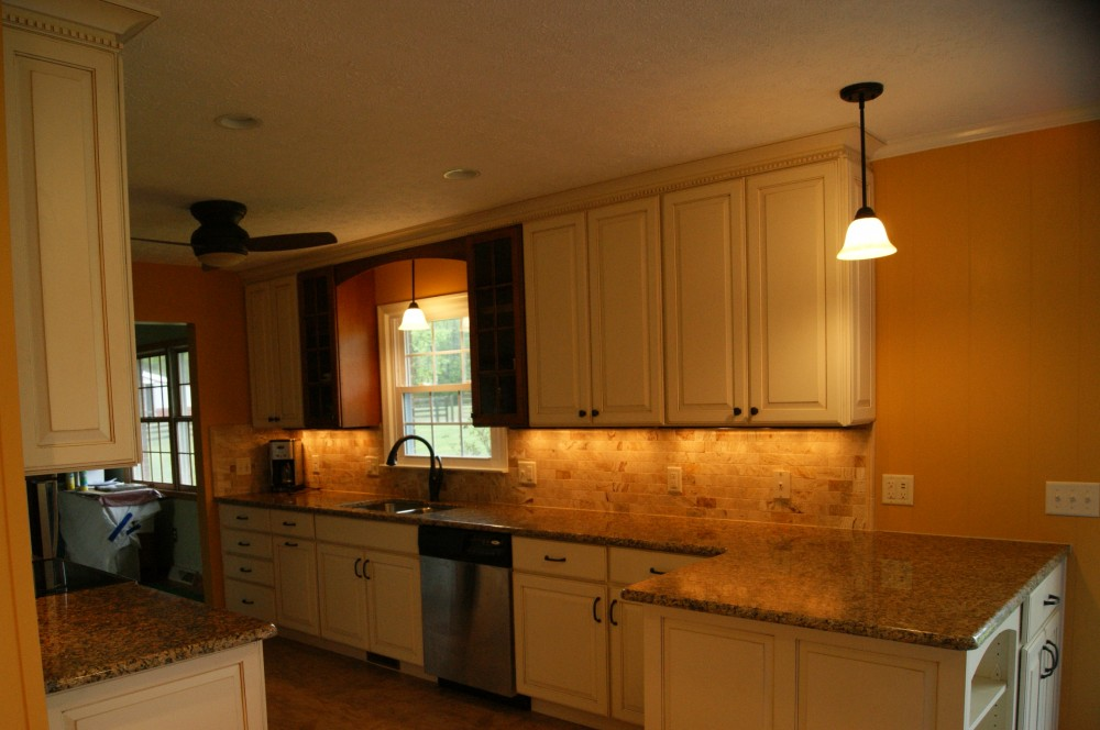 Photo By Bassett Home Services. Bathroom And Kitchen Remodeling