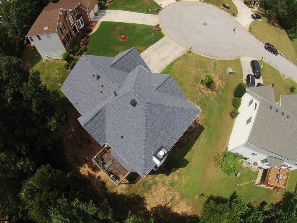 Photo By ImproveIT! Of Atlanta. Pettigrew Roof Replacement