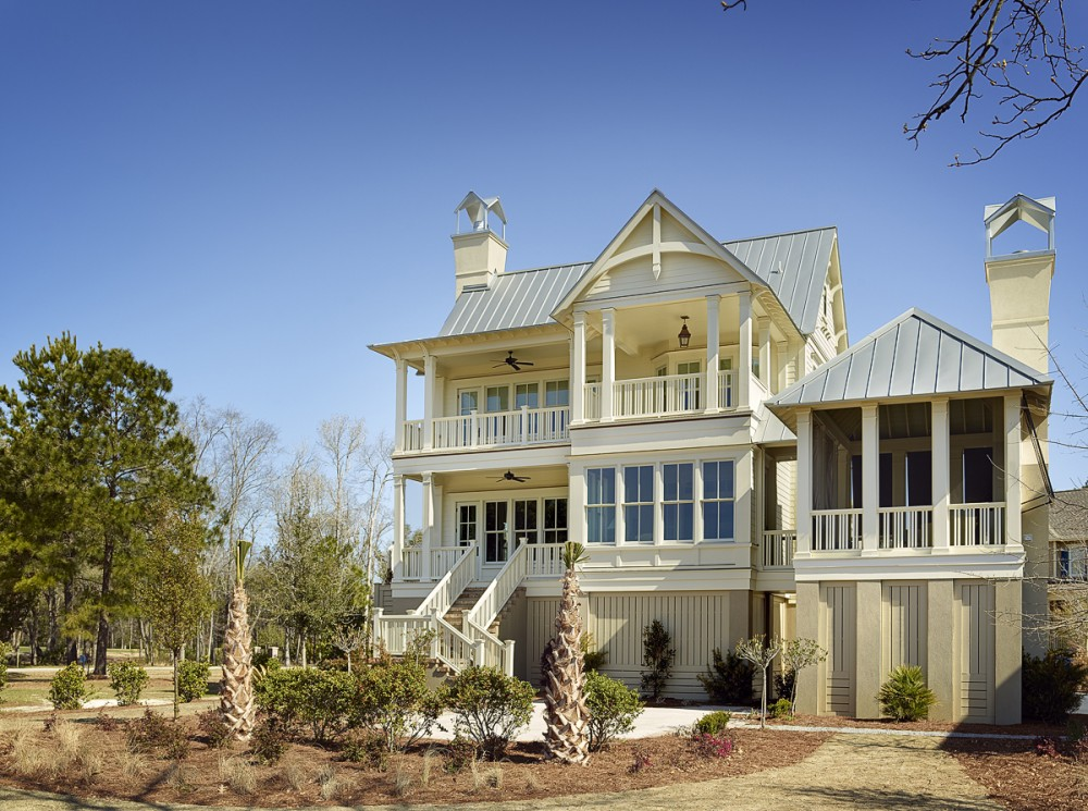 Photo By Structures Building Company. Custom Home Portfolio