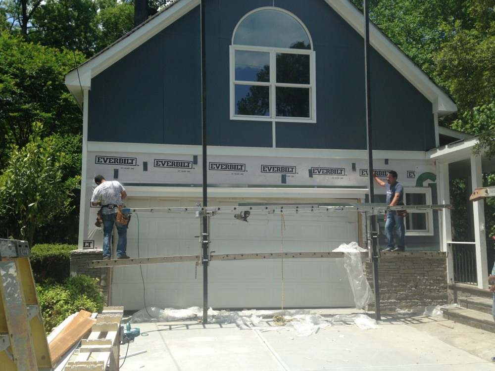 Photo By Insulated Wall Systems, Inc. From Ugly To Elegant