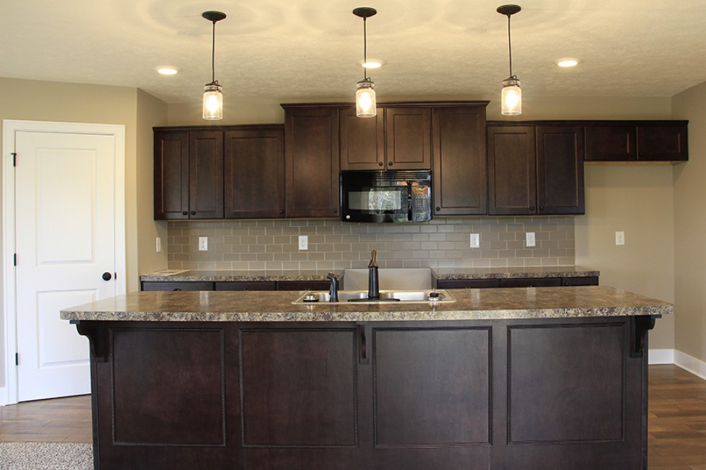 Photo By Eastbrook Homes. Incredible Kitchens