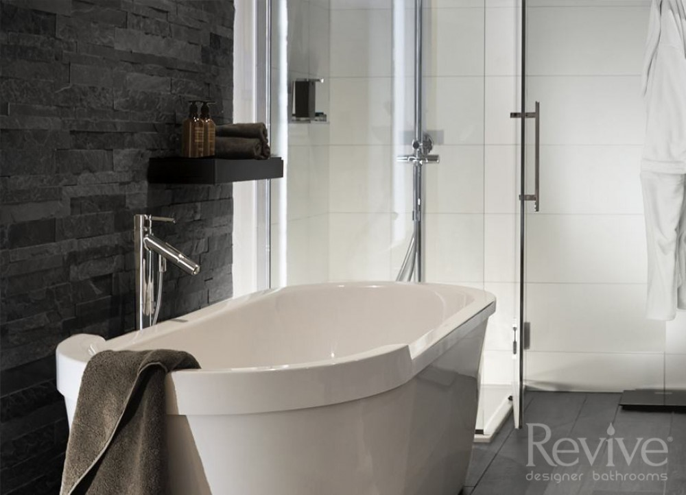 Photo By Revive Designer Bathrooms. THE PHILLIPPE STARCK BY DURAVIT© BATHROOM