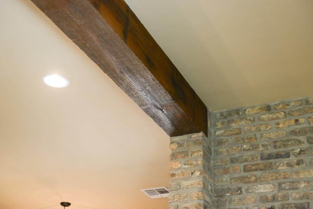 Photo By Manuel Builders. Custom Audubon Floor Plan