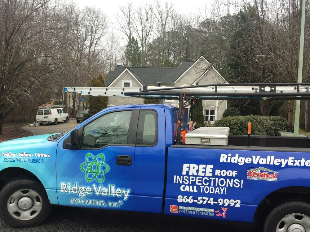 Photo By Ridge Valley Exteriors.