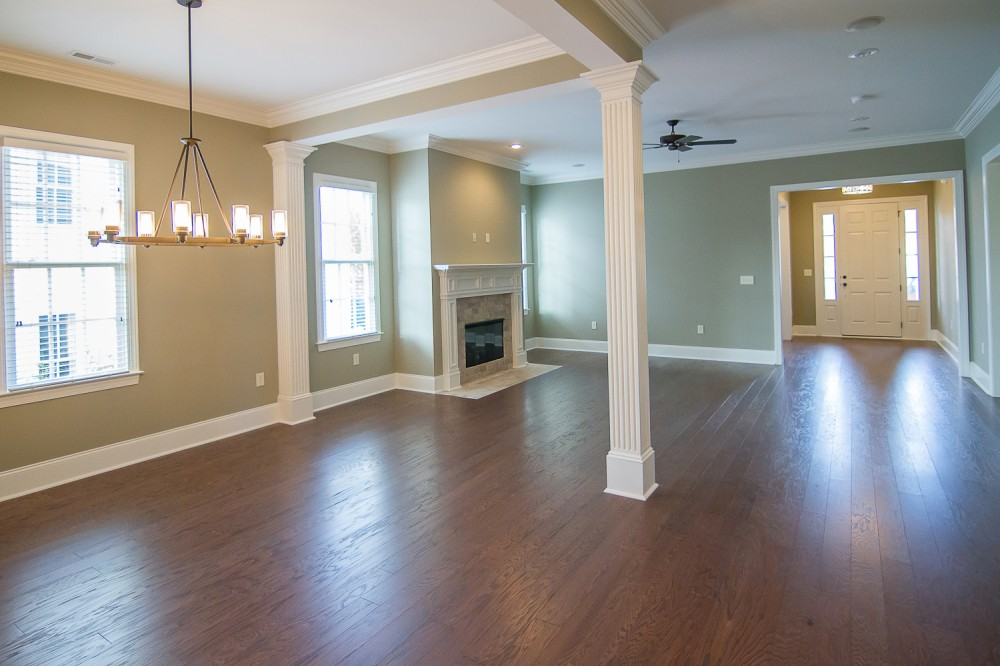Photo By VTS Homes, Inc.. Custom Chapman Cottage