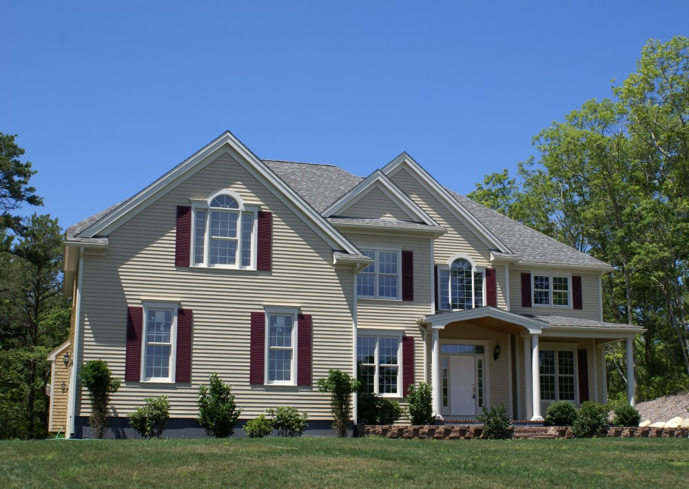 Photo By Universal Windows Direct. Siding Projects