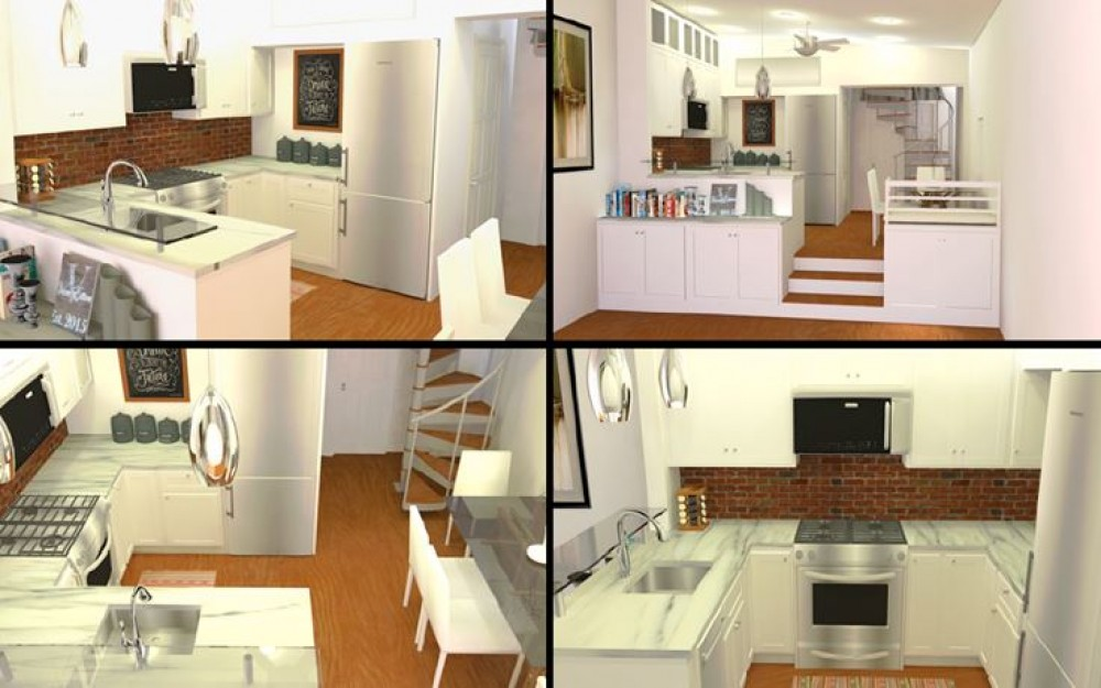 Photo By Case Design/Remodeling Inc. Of DC Metro Area. Renderings