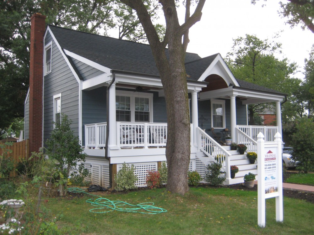 Photo By Colonial Remodeling. James Hardie Siding