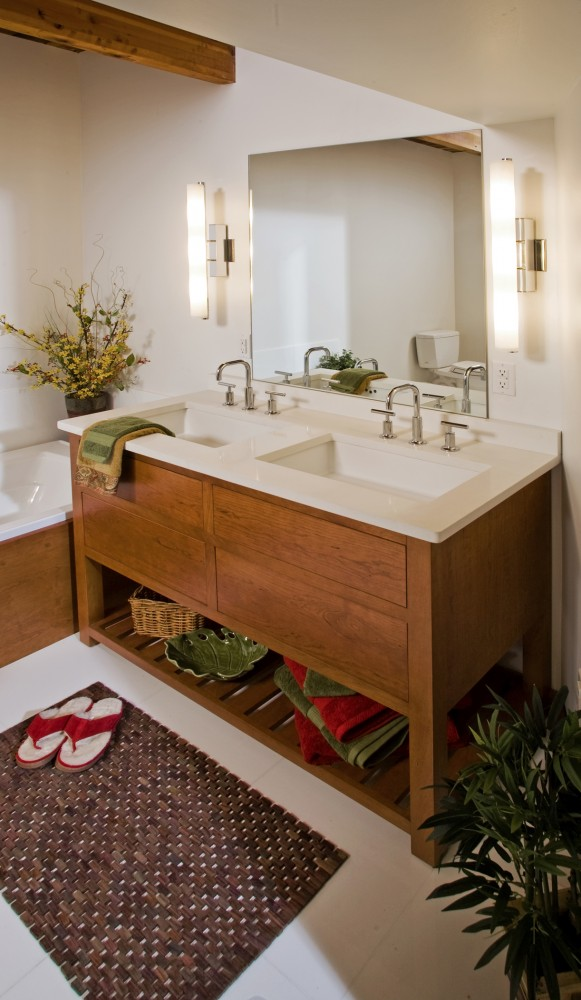 Photo By Harth Builders. Transitional Bathrooms