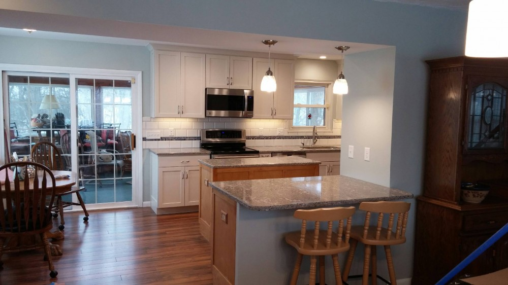 Photo By Biehl Brothers Contracting LLC. Kitchen Remodel