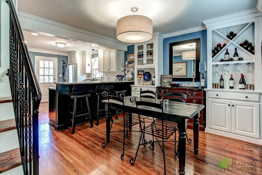 Photo By The Ramage Company. Druid Hills Kitchen