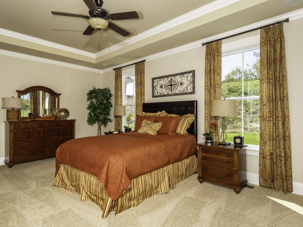 Photo By Evans Coghill Homes. New Homes