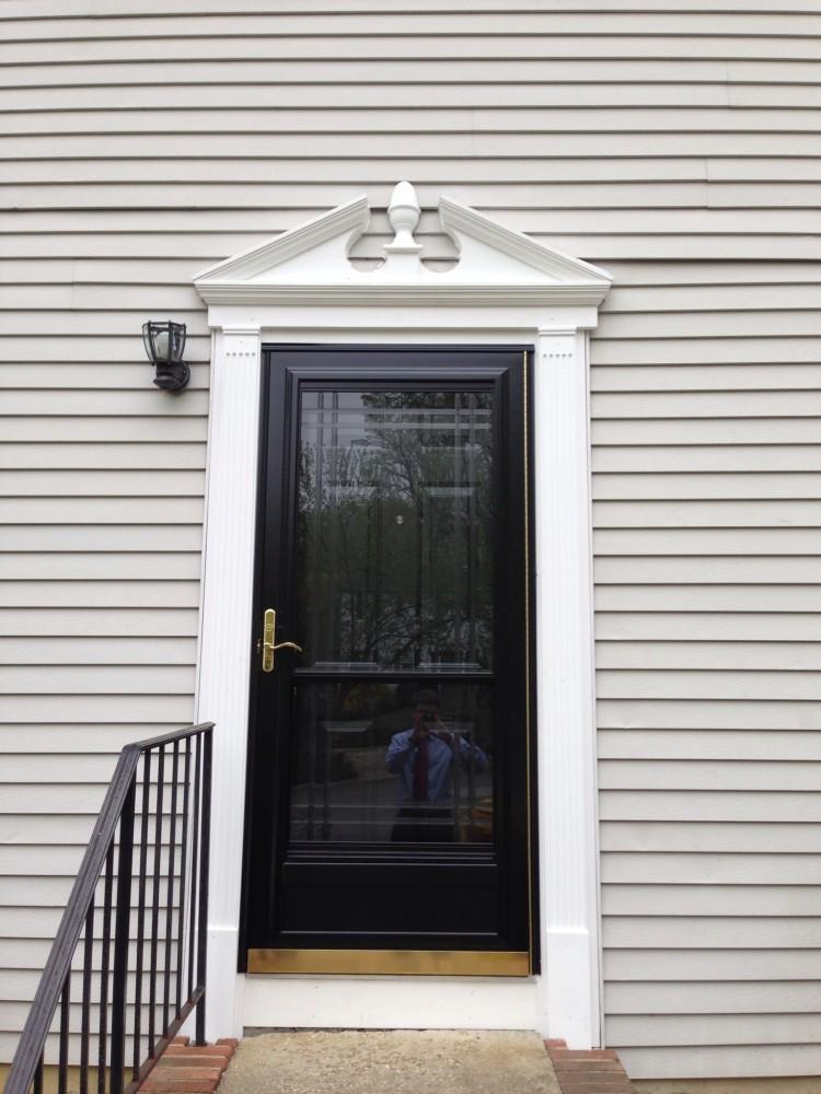 Photo By Homefix Custom Remodeling. Door Install