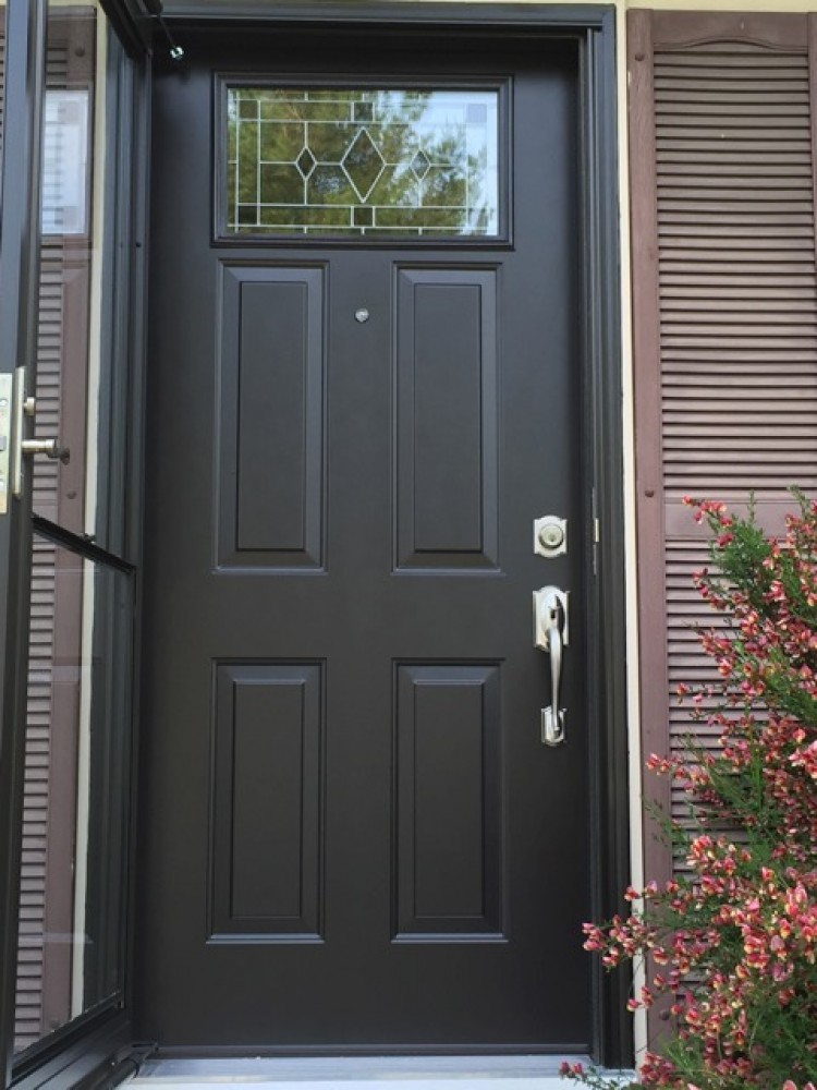 Photo By Homefix Custom Remodeling. Door Install