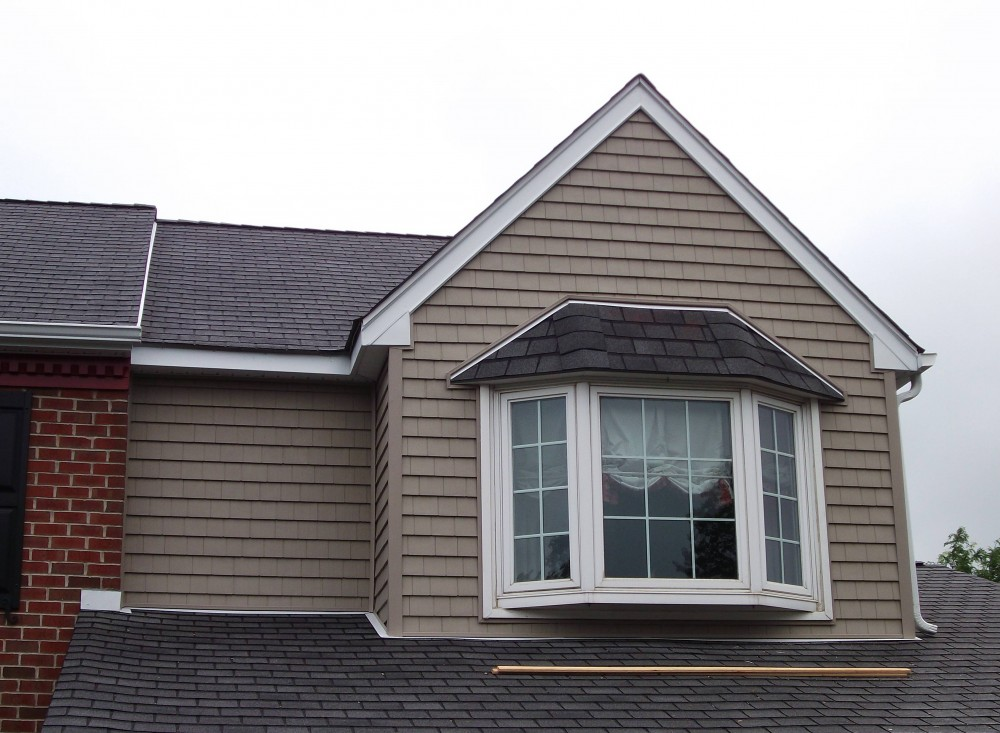 Photo By Volpe Enterprises, Inc.. Siding