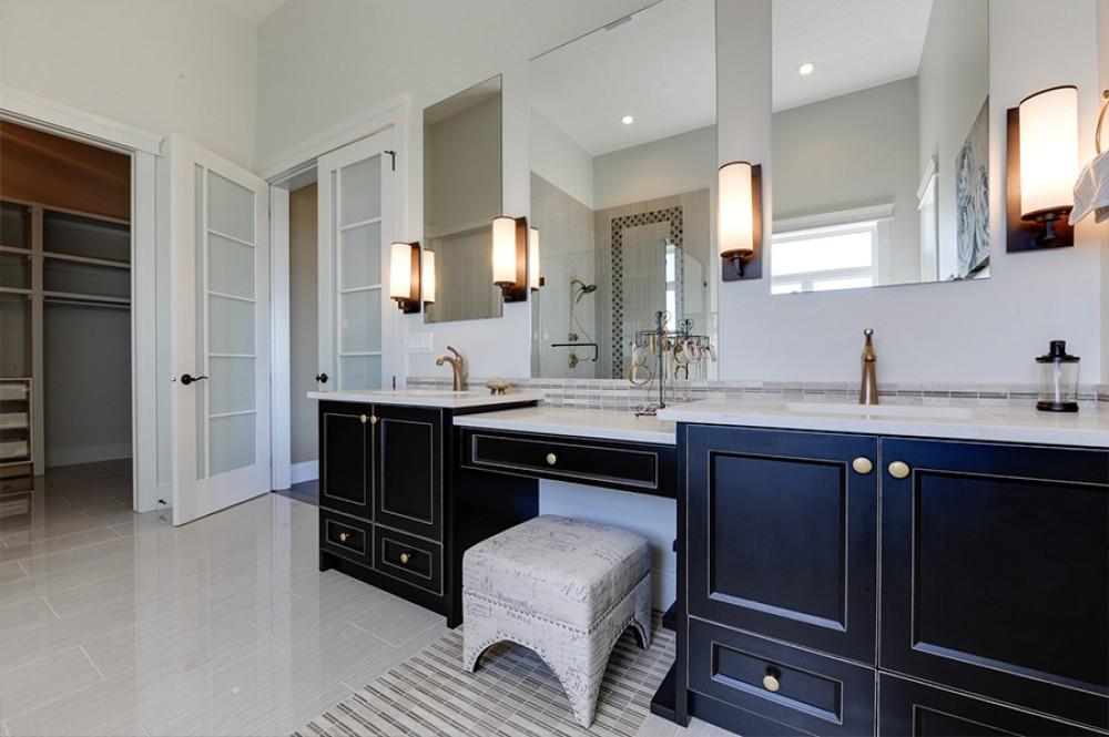 Photo By Peak Improvements LTD. Bathroom