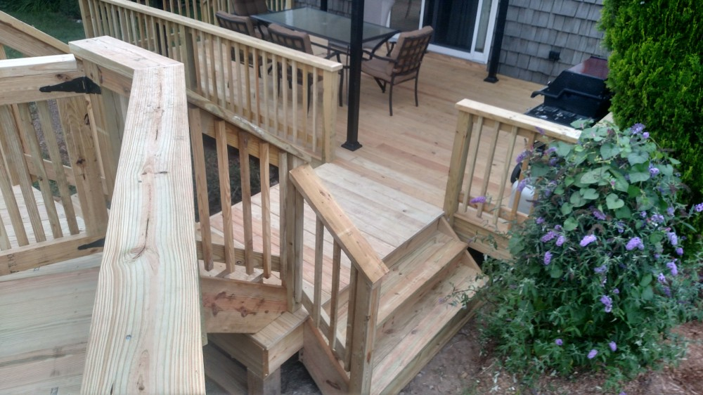 Photo By Home Pro Exteriors, Inc.. Decks