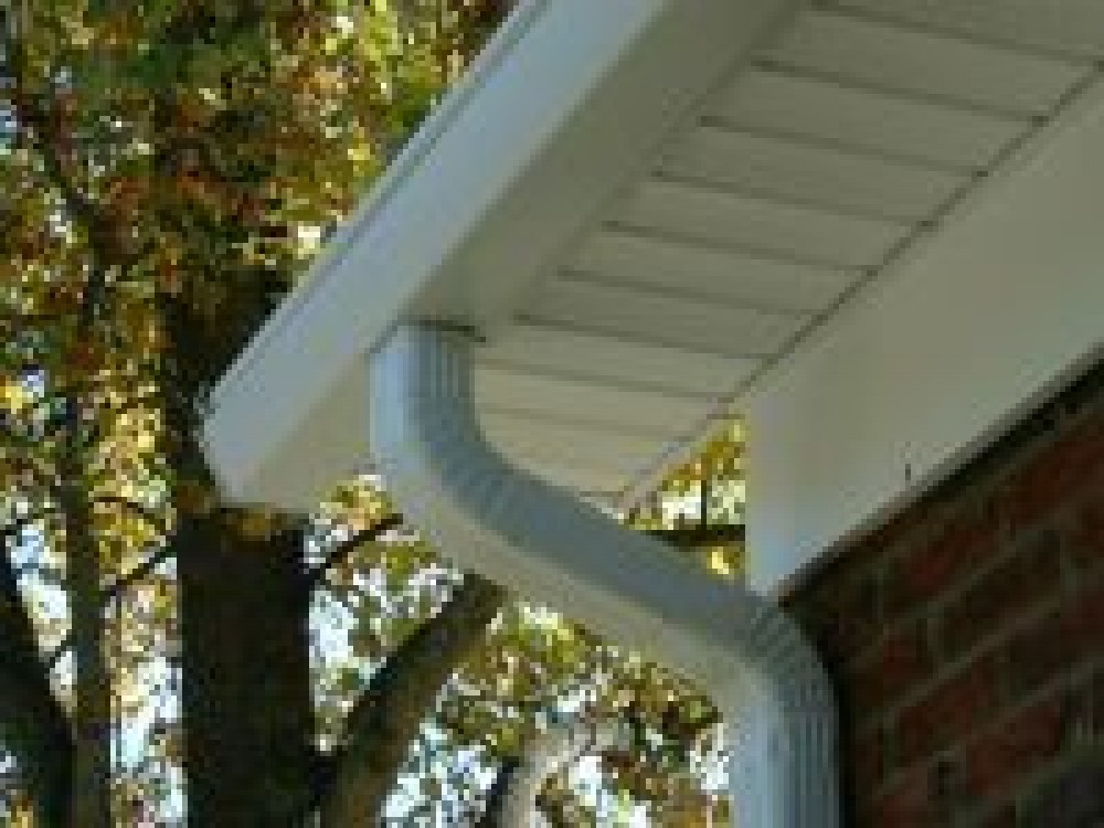 Photo By Taylor Construction. Pictures Of Taylor Construction Gutter Projects