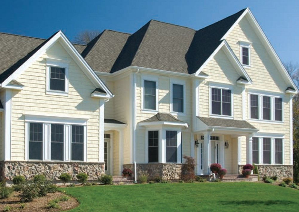 Photo By Taylor Construction. Picture Of Taylor Construction Siding Projects