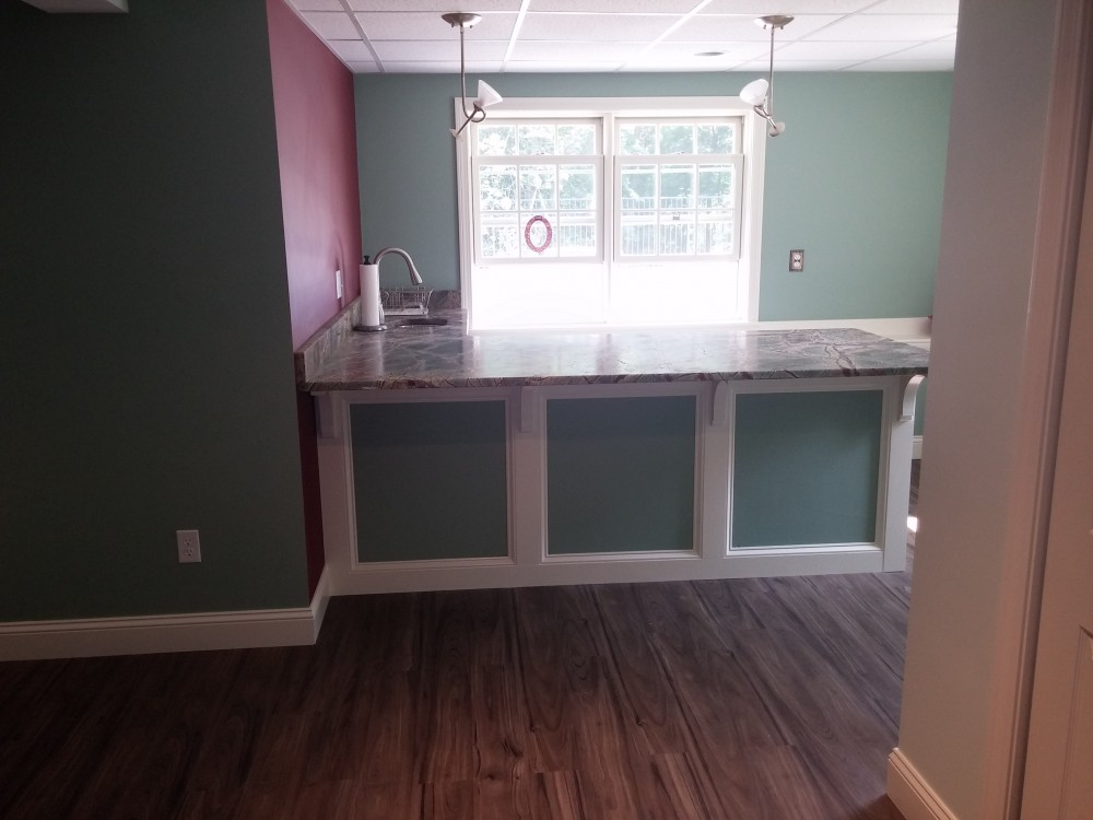Photo By CORE Remodeling Services, Inc.. Basement Remodel - Holden, MA