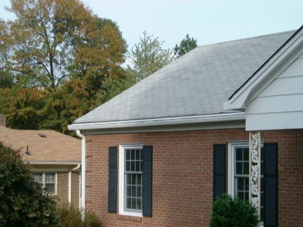 Photo By Southern Window & Siding. Southern Window & Siding Gutter Projects