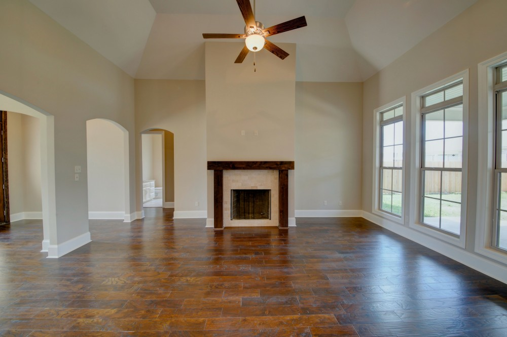 Photo By Manuel Builders. Anatole Floor Plan With Heritage Elevation