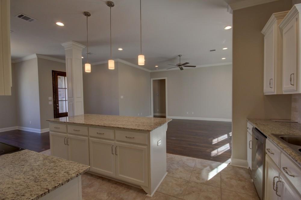 Photo By Manuel Builders. Nicole Floor Plan With Heritage II Elevation