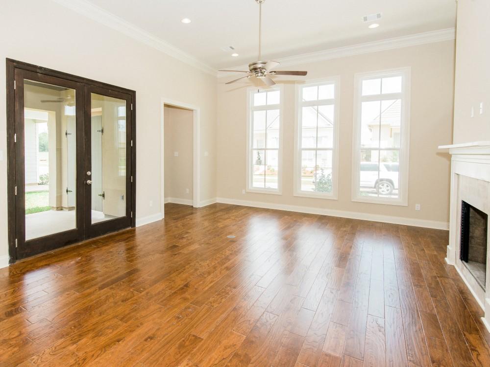 Photo By Manuel Builders. Elian Floor Plan With Heritage I Elevation