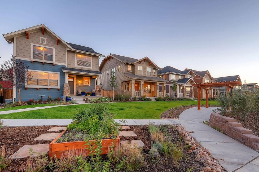 Photo By Wonderland Homes. Heritage At Stapleton