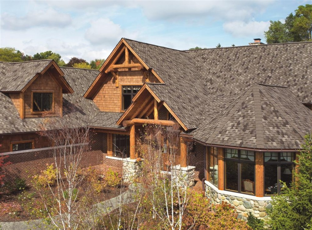 Photo By Residential Renovations. Asphalt Roofs Featuring GAF Roofing Shingles