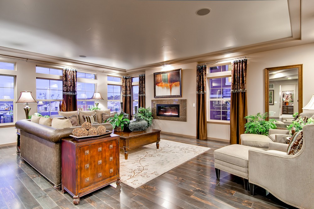 Photo By Oakwood Homes. Overlook Collection